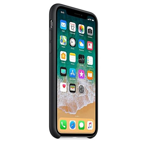 Apple iPhone X Silicon Case