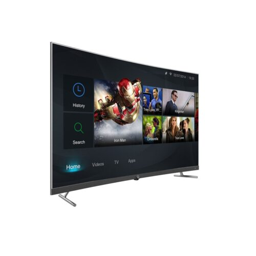 TCL P5 UHD Smart Curved